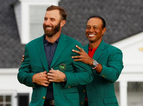Dustin Johnson wins Masters with record low score