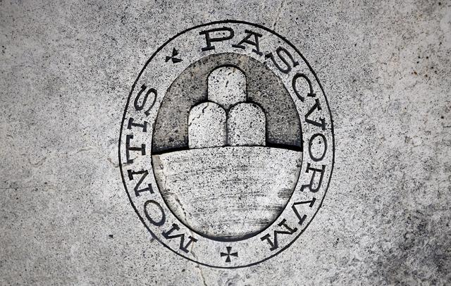 FILE PHOTO: A logo of Monte dei Paschi di Siena bank is seen in Siena, Italy, November 5, 2014. REUTERS/Giampiero Sposito/File Photo