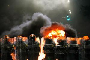 Protests erupt in Brazil after Black man beaten to death at supermarket