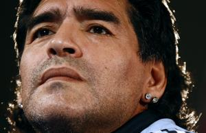 Diego Maradona: 1960 - 2020
