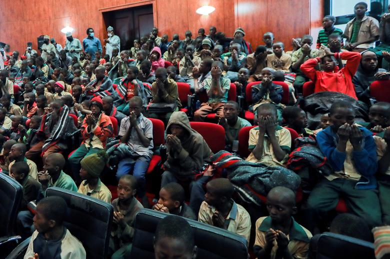 Christian Group Urges Nigerian President to Rescue All Schoolboys Being Held Captive by Boko Haram After 344 Are Freed