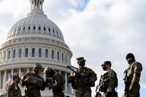 Washington locks down ahead of inauguration