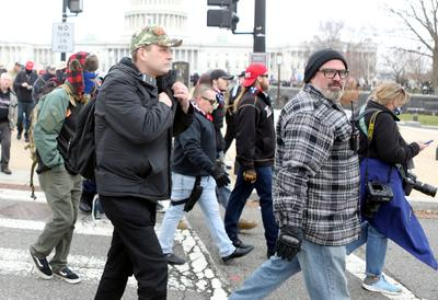 The people charged in siege of U.S. Capitol