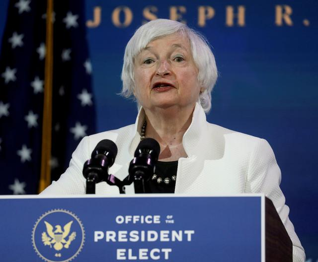 Yellen : I want to understand DEEPLY GameStop frenzy before taking action