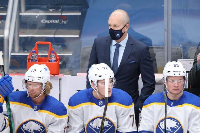 Sabres coach Ralph Krueger tests positive for COVID-19   Reuters