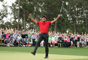 The life and times of golf great Tiger Woods