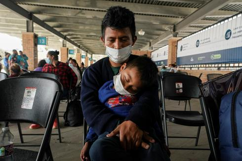 First asylum-seekers from Mexico's Matamoros border camp enter U.S.