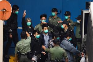 Marathon bail hearings for 47 Hong Kong democracy activists