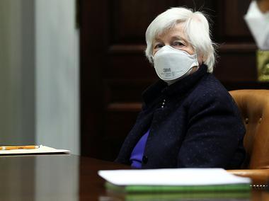 米コロナ追加対策、「非常に力強い」景気回復促進へ=財務長官