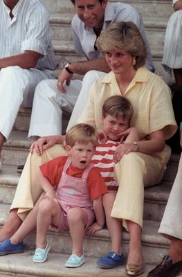 Prince Harry's royal life in photos