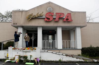 Eight killed, including six Asian women, in Atlanta spa shootings