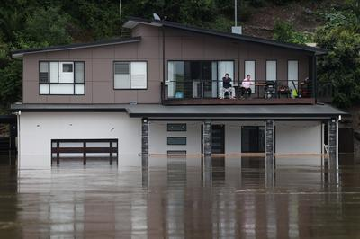Thousands evacuated in Australia's worst flooding in almost half a century