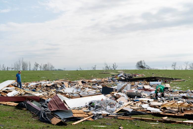 Christian Woman Says She Asked God to Stop Deadly Tornado in Alabama and 'It Stopped'