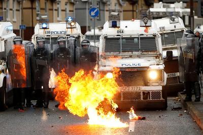 Worst violence in years rocks Northern Ireland