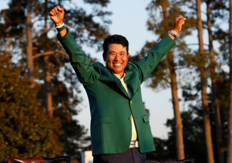 Hideki Matsuyama is 2021 Masters Champion, Becoming First Japanese man to Win Golf Major