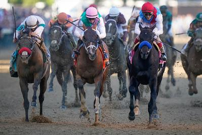 Medina Spirit wins Kentucky Derby