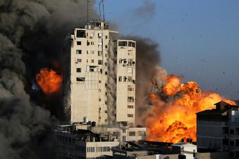 In pictures: Death tolls rise in Israel-Gaza violence