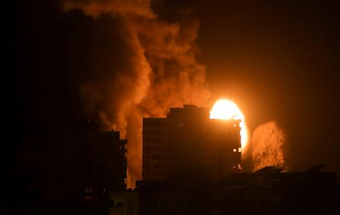 In pictures: Israel-Hamas conflict rages