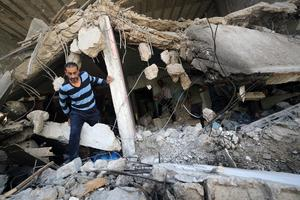 Civilians caught in the Israel-Gaza crossfire
