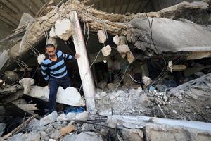 Civilians caught in Israel-Hamas crossfire