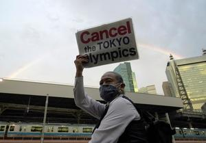 Pressure mounts to cancel Tokyo Olympics amid pandemic