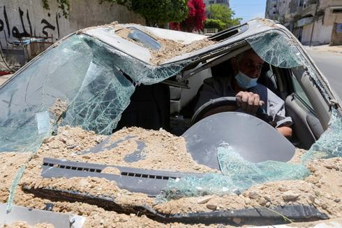 In pictures: Israel-Gaza fighting continues