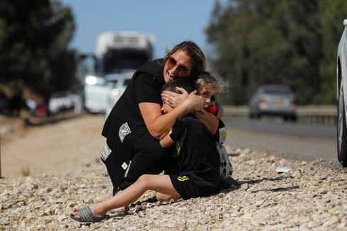 Under the Iron Dome: Israelis take cover as rockets fall