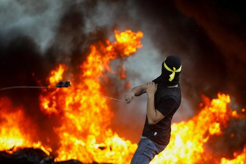 Deadly violence flares in West Bank amid aerial bombardments