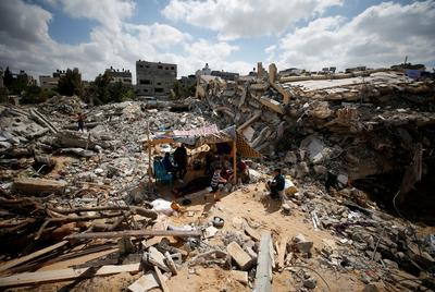 Israel-Hamas truce holds after worst violence in years
