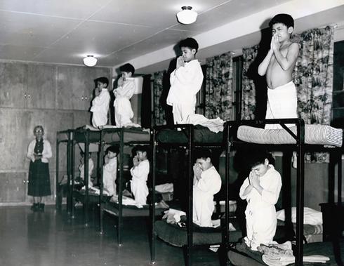 Inside Canada's residential school system