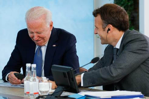 Inside the G7 summit