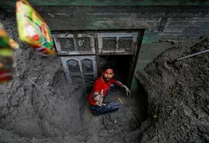 Deadly flash floods hit Nepal