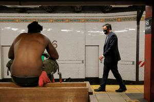 NYC voters head to polls in mayoral election