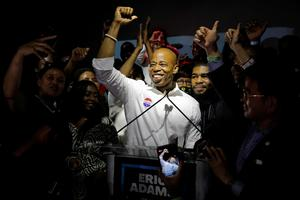 Outcome uncertain in New York City mayoral primary