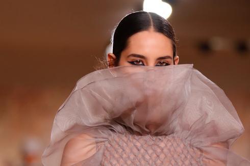 Dior haute couture on show in Paris