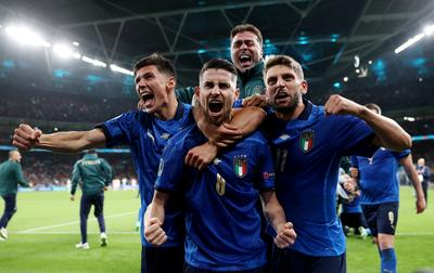 In pictures: Action and reactions from the Euro semi-finals
