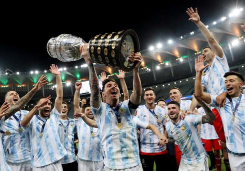 Argentina beat Brazil 1-0 to win Copa America, first major title in 28 years