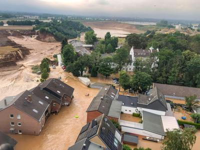 Floodwaters still rising in western Europe as death toll climbs