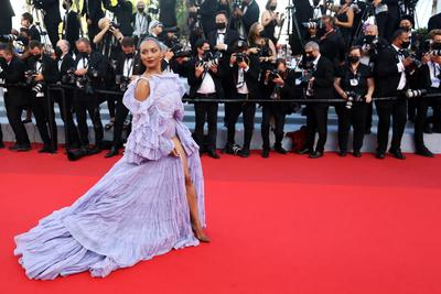 Style from the Cannes red carpet