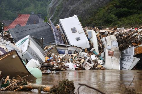 Western Europe flood deaths rise as search continues