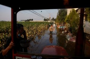 China's Henan province reels after deadly flooding