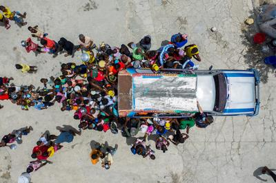 Thousands of Haitians flee violence as gangs battle for control of unstable streets