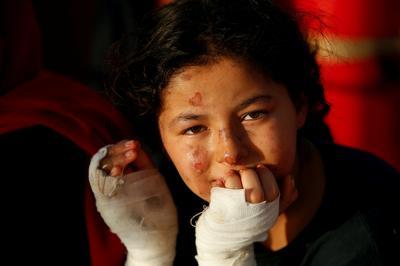 One harrowing weekend aboard a Mediterranean-based migrant rescue vessel