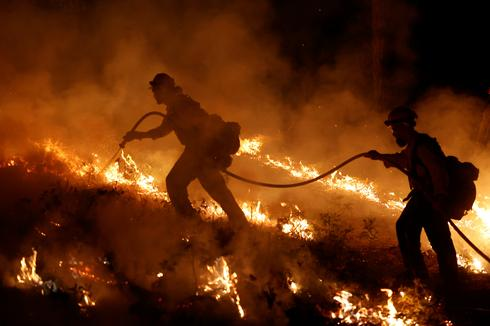 Season of fire in California