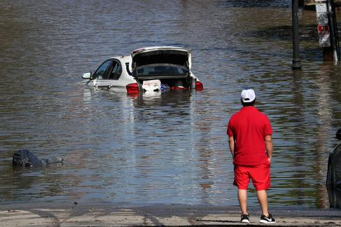 Remnants of storm Ida bring deadly floods to New York