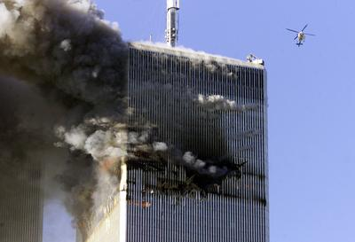 The day the world changed: A visual chronology of 9/11