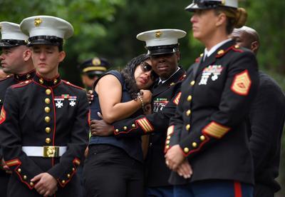 Hometowns mourn U.S. soldiers killed in Afghan airport blast