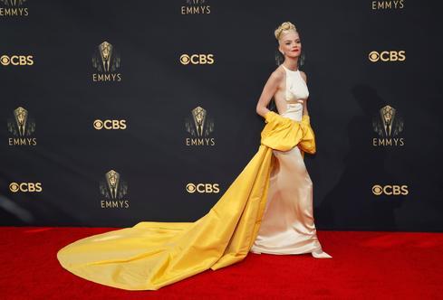 Emmy Awards red carpet style