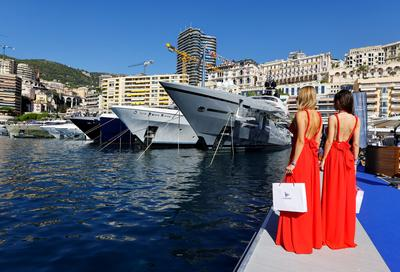 Luxury yachting in Monaco