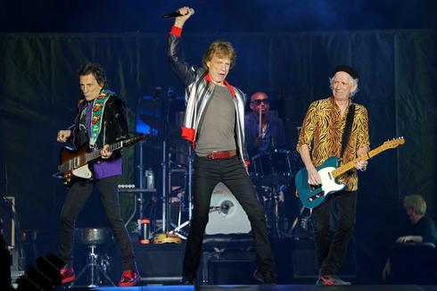 Rolling Stones kick off first tour without drummer Charlie Watts